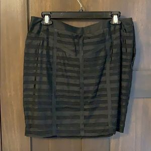 Ann Taylor new with tags black skirt